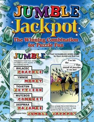 Jumble Jackpot By Arnold, Henri/ Lee, Bob/ Argirion, Mike
