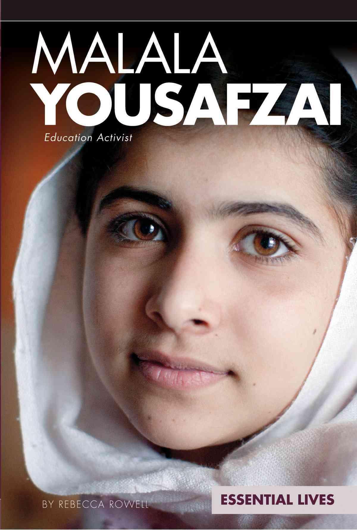 Malala Yousafzai By Rowell, Rebecca
